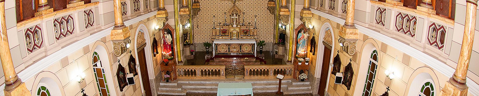 Capela Colégio Nossa Senhora do Carmo