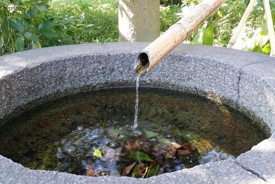 Fonte de àgua