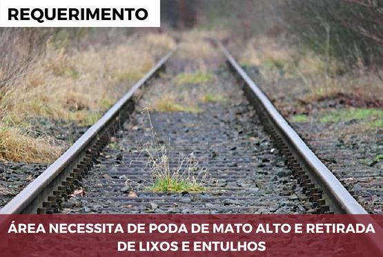 Linha do Trem